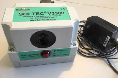 Soltec v3300/v3303 - anti rodent protection