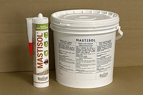 Mastisol - anti rodent protection